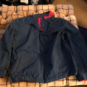 Polo Jacket/ XL/ Barely Used